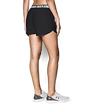 Under Armour Play Up Printed Shorts Damen, Black/White