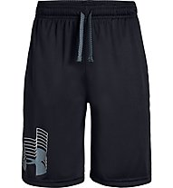 Under Armour Prototype Logo - pantaloni corti - ragazzo, Black