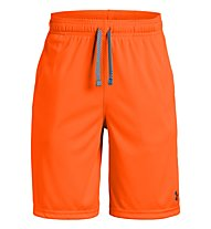 Under Armour Prototype Wordmark - Trainingshose kurz - Kinder, Orange