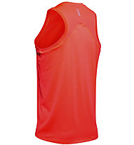 Under Armour Qualifier - Laufshirt ärmellos - Herren, Red