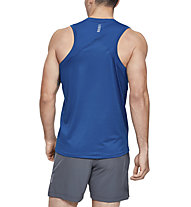 Under Armour Qualifier - Laufshirt ärmellos - Herren, Blue