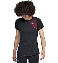 Under Armour Qualifier Iso-Chill - Laufshirt - Damen, Black