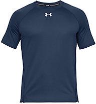 Under Armour Qualifier - T-shirt running - uomo, Dark Blue