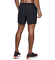 "Under Armour Qualifier WG Perf 5"" Shorts - Traininghose kurz - Herren, Black"
