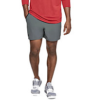 "Under Armour Qualifier WG Perf 5"" Shorts - Traininghose kurz - Herren, Grey"