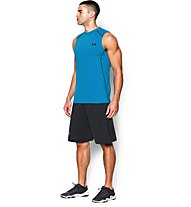 Under Armour Raid Sleeveless Tee Trainingsshirt Männer, Light Blue