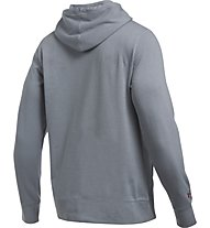 Under Armour Retro Superman Tribl Felpa con cappuccio fitness, Grey