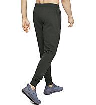 Under Armour Rival Fleece Jogger - pantaloni fitness - uomo, Dark Green