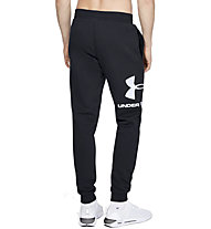 Under Armour Rival Fleece Jogger - Trainingshose - Herren, Black