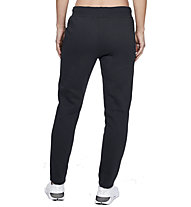 Under Armour Rival Fleece Open Hem - pantaloni fitness - donna, Black