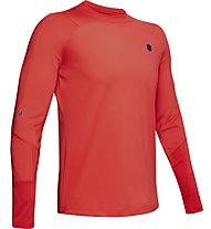 Under Armour RUSH™ ColdGear® - maglietta tecnica - uomo, Red