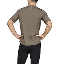 Under Armour RUSH™ Run - Laufshirt - Herren, Brown