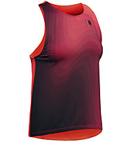 Under Armour RUSH™ Run - top running - donna, Red