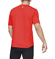 Under Armour RUSH™ Run - T-shirt running - uomo, Red