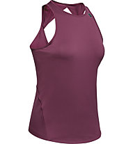 Under Armour RUSH™ Tank - Top Training - Damen, Violet