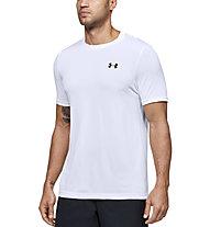 Under Armour Seamless SS - T-shirt - Herren, White