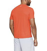 Under Armour Speed Stride - Laufshirt - Herren, Orange