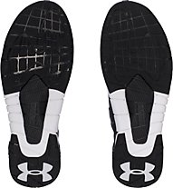 Under Armour Speedform Amp Trainer - scarpe da ginnastica, Black/White