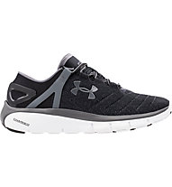 Under Armour Speedform Fortis Turnschuh, Black