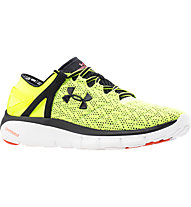 Under Armour Speedform Fortis Turnschuh, High-Vis Yellow