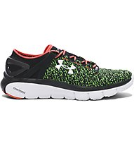 Under Armour Speedform Fortis LTD Herren Sneaker, Light Green/Black