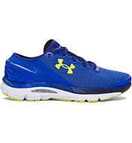 Under Armour Speedform Gemini 2.1- Neutral Laufschuh Herren, Blue/White