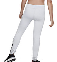 Under Armour Sportstyle Branded - leggings lunghi - ragazza, Light Grey