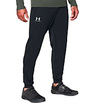Under Armour Sportstyle Jogger - pantaloni fitness - uomo, Black