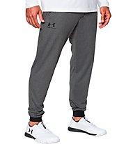 Under Armour Sportstyle Jogger - pantaloni fitness - uomo, Grey