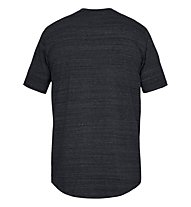 Under Armour UA Sportstyle Pocket - T-Shirt - Herren, Black