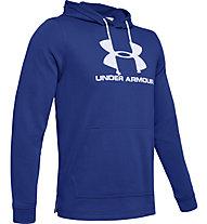 Under Armour Sportstyle Terry Logo, Light Blue
