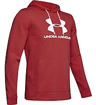 Under Armour Sportstyle Terry Logo, Red