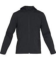 Under Armour SS Cyclone Jacket - giacca sportiva - uomo, Black