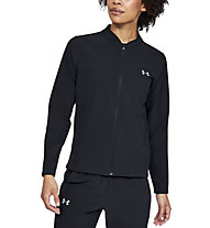 Under Armour Storm Launch - giacca running - donna, Black