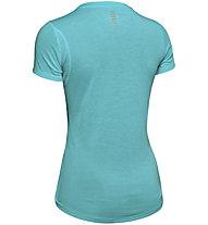 Under Armour Streaker 2.0 - maglia running - donna, Light Blue