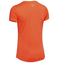 Under Armour Streaker 2.0 - maglia running - donna, Orange