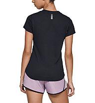 Under Armour Streaker 2.0 - maglia running - donna, Black