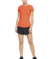 Under Armour Streaker 2.0 - Laufshirt - Damen, Orange