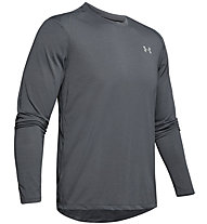 Under Armour Streaker 2.0 - Laufshirt Langarm - Herren, Grey