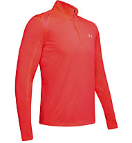 Under Armour Streaker 2.0 - Laufshirt Langarm - Herren, Red