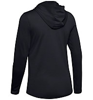 Under Armour Streaker 2.0 - Laufshirt mit Kapuze - Damen, Black