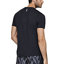 Under Armour Streaker 2.0 Shift Crew - maglia running - uomo, Black