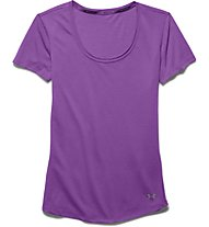 Under Armour Streaker Laufshirt Damen, Mega Magenta