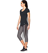 Under Armour Streaker T-shirt running - donna, Black