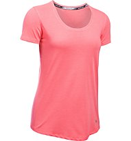 Under Armour Streaker Laufshirt Damen, Light Red