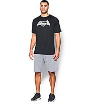 Under Armour Superman vs Batman T-Shirt, Black