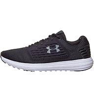 Under Armour Surge SE - scarpe jogging - uomo, Black/White