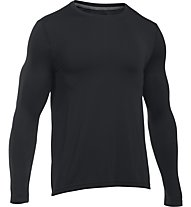 Under Armour UA Elevated Training Maglia a manica lunga fitness, Black