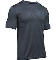 Under Armour UA Raid Microthread T-shirt fitness/palestra, Grey