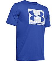Under Armour Team Issue Wordmark - Trainingsshirt - Herren, Light Blue